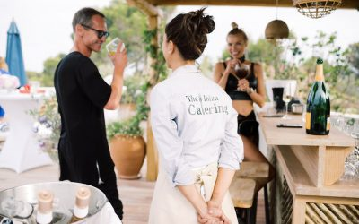 Hosting the Perfect Private Dinner Party in Ibiza with The Ibiza Catering